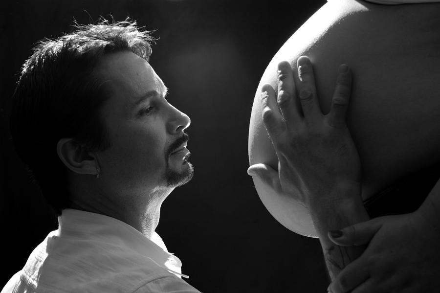 Sacramento Maternity Photo