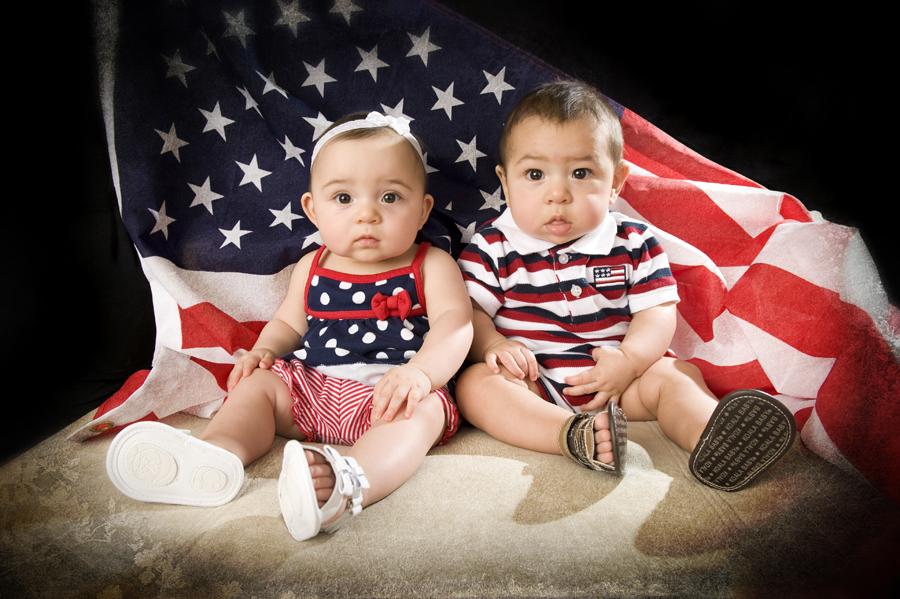 Sacramento Baby Photo
