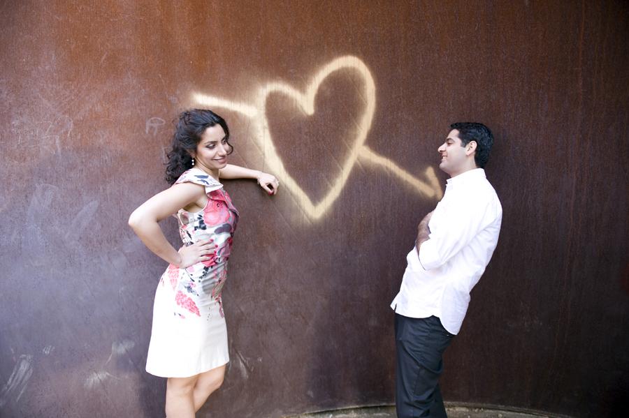 UCLA Engagement Photography Photos
